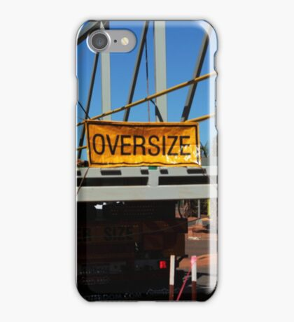 I asked Santa for a remote control truck iPhone Case/Skin
