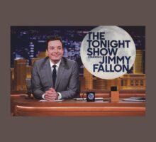 Tonight Show Jimmy Fallon by caitlinkrose
