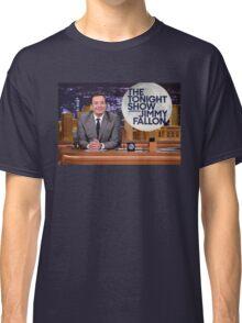 Tonight Show Jimmy Fallon Classic T-Shirt