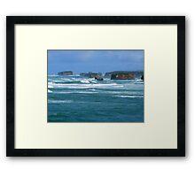 Great Ocean Road # 13 Framed Print