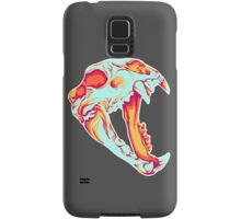 Bear Skull Samsung Galaxy Case/Skin