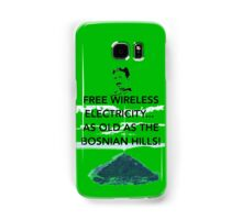 Free Energy Bosnian Pyramids Samsung Galaxy Case/Skin