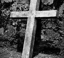 Hold Your Cross by Maria Fernanda Gonzalez