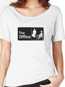 The Office Logo Women's Relaxed Fit T-Shirt