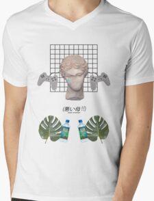 Bad Mother Mens V-Neck T-Shirt
