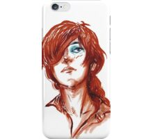 pirate's eye iPhone Case/Skin