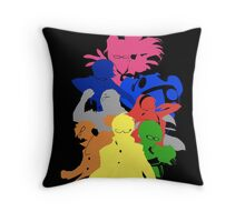 The Fool (Persona 4) Throw Pillow