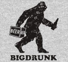 BigDrunk Bigfoot by Budheeii17