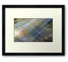 Mystic Flight – November 3, 2010 Framed Print
