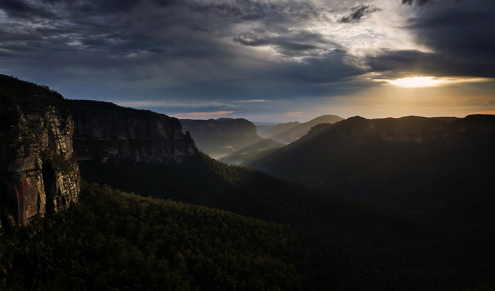 Dawning of the Valley by Robert Mullner