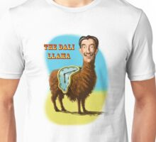 All hail the mysterious Dali Llama Unisex T-Shirt