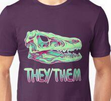Velociraptor Skull Unisex T-Shirt