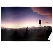 Light over Coonoor Poster