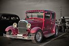 1929 Ford Model A Tudor Sedan by PhotosByHealy