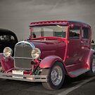 1929 Ford Model A Tudor Sedan by PhotosByHealy