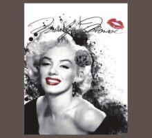 Marilyn Monroe One Piece - Short Sleeve