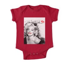 Marilyn Monroe One Piece - Short Sleeve