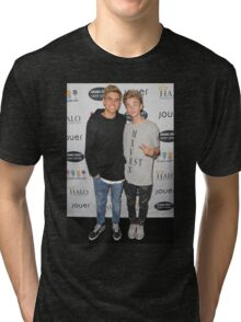 BEST JACK AND JACK MECH YOU COULD BUY Tri-blend T-Shirt
