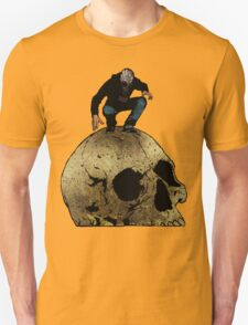 Leroy And The Giant's Giant Skull Unisex T-Shirt