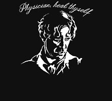 Eighth Doctor - Physician, Heal Thyself Unisex T-Shirt