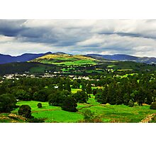 Lake District View Photographic Print