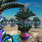 Balloon Trees of Balur by blacknight