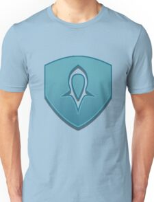 Guild Wars 2 Inspired Guardian logo Unisex T-Shirt
