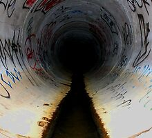 Sewer Seeker,San diego Tunnels by Ryan Whittaker