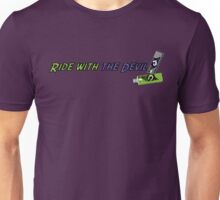 Ride with the Devil Unisex T-Shirt