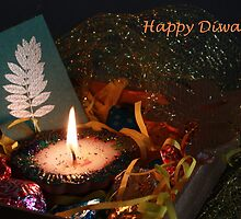 Happy Diwali by Indrani Ghose