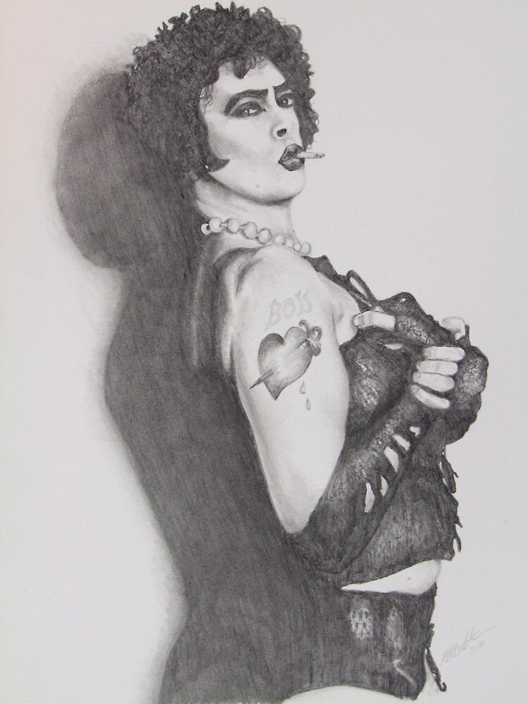 Dr Frank N. Furter by Kassey Ankers