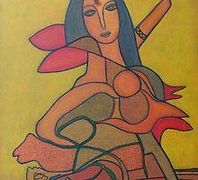 Devi-2 by nabakishore