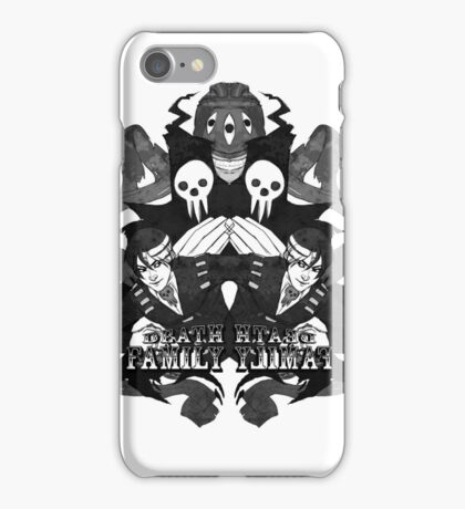 Death Family iPhone Case/Skin