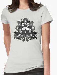 Death Family Womens Fitted T-Shirt