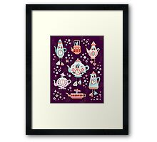 Tea Time!  Framed Print