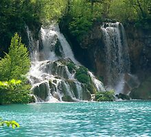 National Park Plitvice Lakes by Dr.sc. Srecko Bozicevic by zc290549