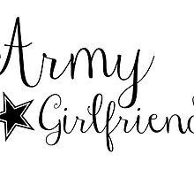 Army Girlfriend by megsiev
