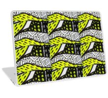 Abstract Fluoro 11  Laptop Skin