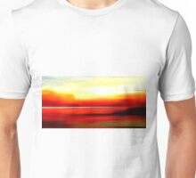 Abstract Colors Oil Painting #2 Unisex T-Shirt