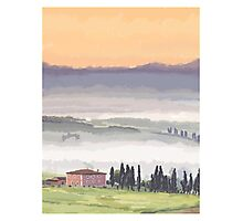 Take Me to Tuscany Photographic Print