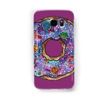 Homer Simpson - Donut Shaped Universe Samsung Galaxy Case/Skin