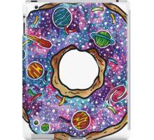 Homer Simpson - Donut Shaped Universe iPad Case/Skin