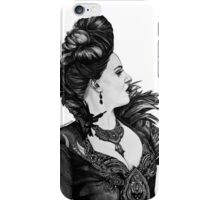 The Evil Queen - Lana Parrilla iPhone Case/Skin