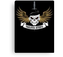 Special Ops Afghanistan Canvas Print