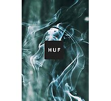 HUF - SMOKE Photographic Print