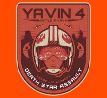 Battle of Yavin by stationjack