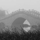 Misty Bridge by Mark Bolton