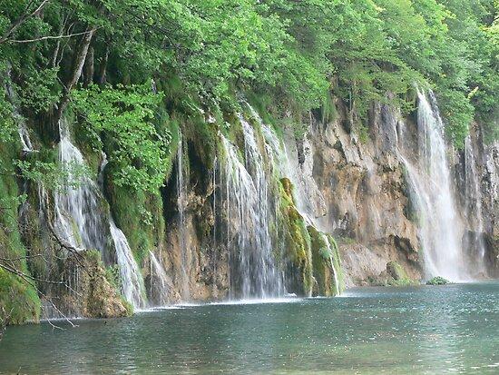 National Park Plitvice Lakes by Srecko Bozicevic by zc290549