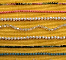 Multi colored beads by VikaL