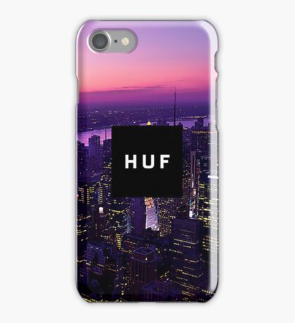 HUF - CITY iPhone Case/Skin